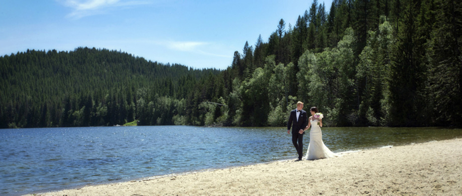 Wedding At Elkins Resort In Spring
