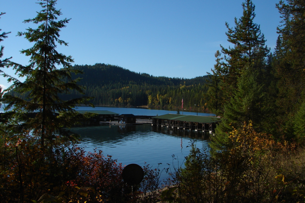 priest lake cabins