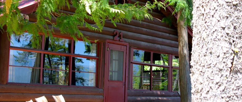 Priest Lake Idaho Cabins For Rent Elkins Resort On