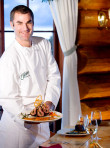 Chef at Elkins Resort
