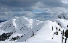 Mountain near Elkins Resort