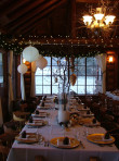 WEdding Reception at Elkins Resort