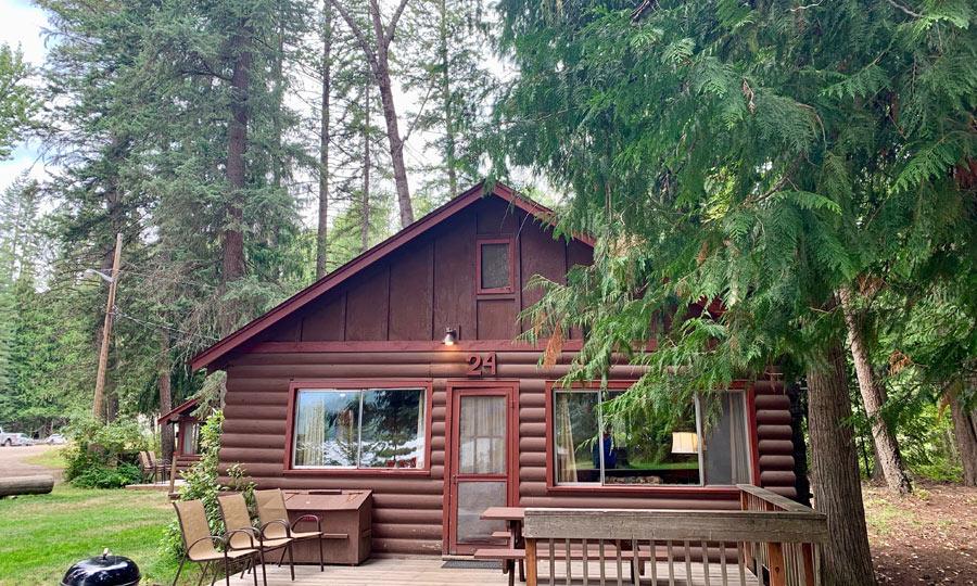 elkins resort cabin