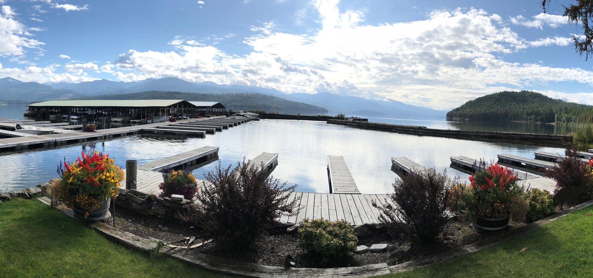 Elkins Dock