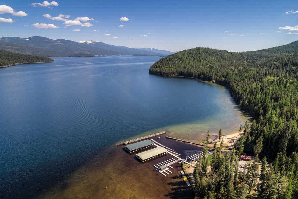 image of priest lake